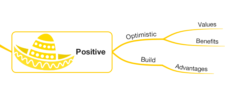 Yellow Hat: Positive
